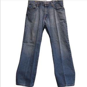 Eddie Bauer relax fit men's jeans